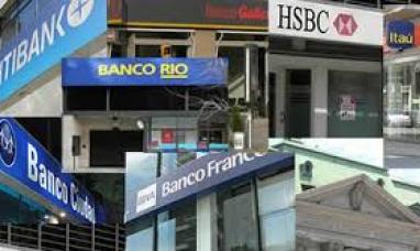 El lunes 13 comienza la atención en los bancos con algunas restricciones