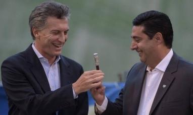 Macri confirmó que el Boca - River por la final de la Libertadores será con visitantes