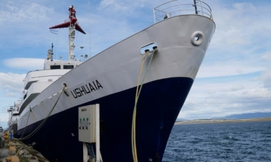 """Mar del Plata: Autorizan el ingreso del crucero """"Ushuaia"""" y el desembarco de sus tripulantes"""