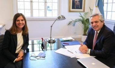 María Fernanda Raverta es la nueva titular de ANSES, designada por el presidente argentino