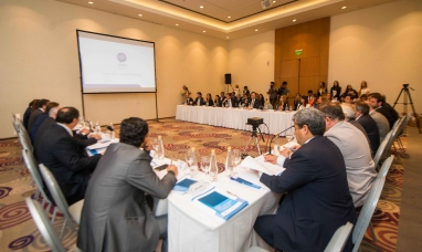 Mendoza: Se reunió el consejo federal de justicia (COFEJUS)