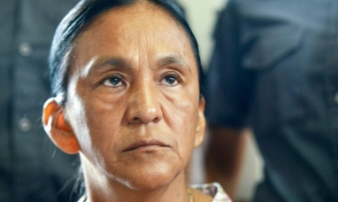 "Milagro Sala, tildó de ""buenudo"" al presidente Alberto Fernández"