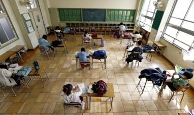 El ministro de educación presentó protocolo para el regreso de alumnos a las escuelas