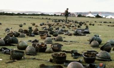 Misiones: Encuentro del batallón Nº 5 escuela, el último en rendirse en Malvinas