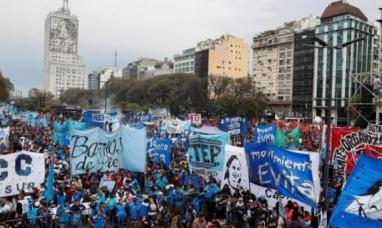 Movimientos sociales presentarán su sindicato unificado el 20 de diciembre