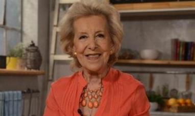 """Murió """"Choly"""" Berreteaga, una de las pioneras en cocinar en televisión"""