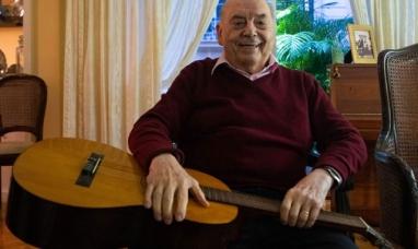 """Murió Juan Carlos Saravia, cantante y fundador de """"Los Chalchaleros"""""""