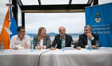 Nación invertirá $ 3.861 millones para obras de transporte en Tierra del Fuego