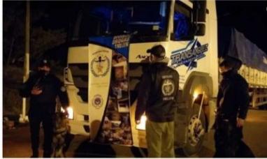 Narco-camioneros: Una banda que llevaba droga a Chubut, Santa Cruz y Tierra del Fuego fue desarticulada