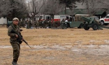 Neuquén: Allanaron batallón del ejército por desaparición de proyectiles FAL