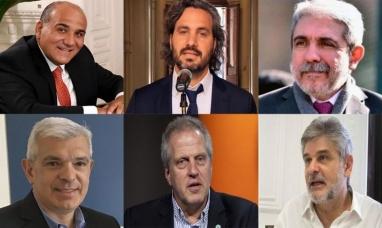 El nuevo gabinete suman a: Manzur, Aníbal, Julián Domínguez y Filmus, y siguen Cafiero, De Pedro y Kulfas