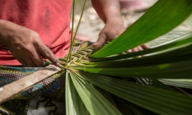 Oficios ancestrales del Amazonas, una muestra histórica de creatividad