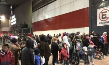 Ola de frío polar en Argentina: cinco muertos y solidaridad para las personas sin hogar