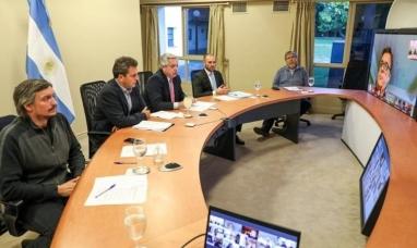La oposición le pidió al presidente medidas para Pymes y sesiones del congreso