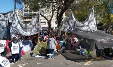 Organizaciones sociales anuncian jornada nacional de protesta para mañana