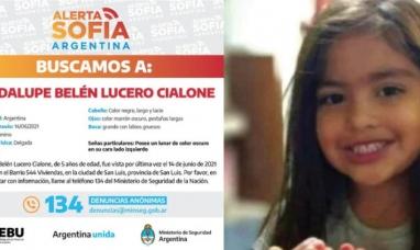 Pasaron más de 60 días desde que desapareció Guadalupe Lucero
