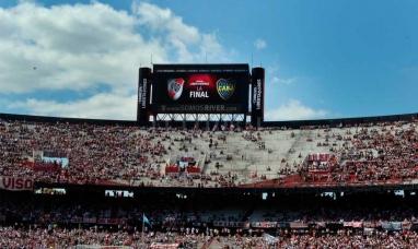 La súper final entre River y Boca se definirá afuera de Argentina