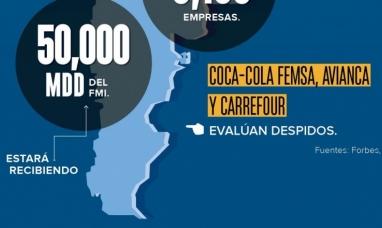 Piden al gobierno que eleve una queja a la revista Forbes por omitir a Tierra del Fuego y Malvinas