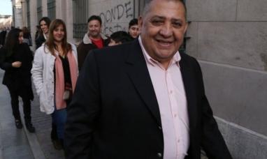 """El """"Piquetero"""" Luis D'Elía, advirtió que la situación social es dramática"""