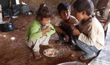 La pobreza en niños llegará al 58,6% a fin del 2020