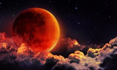 """Por qué se llama """"Súper luna de sangre de lobo"""" al eclipse del 21 de enero"""