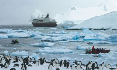 Por la pandemia, podrían cambiar los puertos de entrada a la Antártida