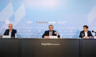 El presidente Alberto Fernández se prepara para anunciar extensión de la cuarentena hasta el 12 de julio