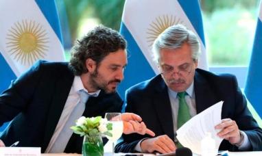 El presidente anunció la cuarentena total en la república Argentina