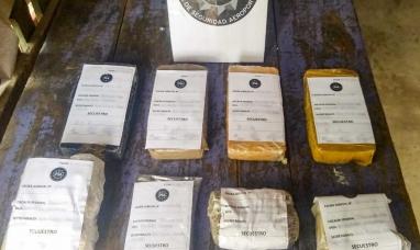 La PSA desbarató una organización criminal que traficaba pasta base en Salta