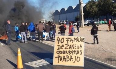 Córdoba: Empresa Zanella cierra su fábrica en Cruz del Eje y deja 40 trabajadores sin empleo