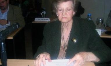 Córdoba: Falleció la escribana Rosa Weiss Jurado