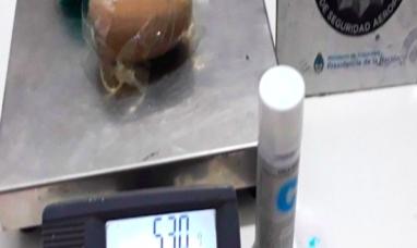 Córdoba: La PSA detuvo a una mujer con más de medio kilo de cocaína