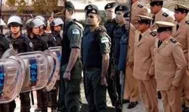 Reconocimiento salarial para gendarmería, prefectura naval y policía federal