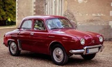 Recordando al Renault Dauphine