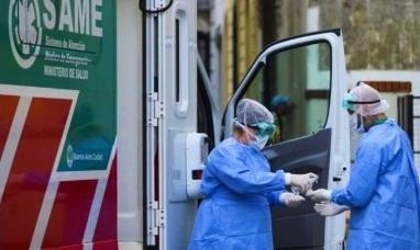Se registraron 169 nuevas muertes con lo que el total asciende a 41.534 víctimas desde el inicio de la pandemia