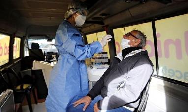 Se reportaron 111 nuevas muertes y  3.531 nuevos contagios