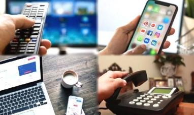 Rige en todo el país aumento de la telefonía fija, internet y televisión por cable
