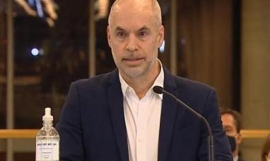 """Rodríguez Larreta calificó la decisión del gobierno nacional de """"inconstitucional"""", apelará a la corte"""