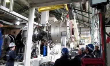 """Saldivia: """"Logramos garantizar la calidad y la distribución de energía"""""""