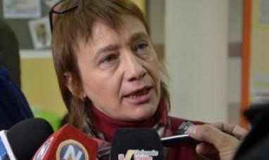 Santa Fe: Balean el auto de ex gobernadora de Tierra del Fuego