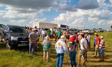 Santa Fe: Comenzó el cese de comercialización con rebelión fiscal en la zona de San Lorenzo