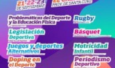 Santa Cruz: Mañana comienza congreso de educación física de la Patagonia austral