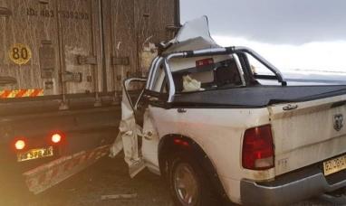Santa Cruz: En fatal accidente mueren tres integrantes de conocida familia