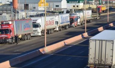 Santa Cruz: Río Gallegos suspende parte del canon a camiones
