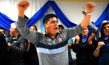 Santa Cruz: Gremialista dijo que en agosto lo van a tener de candidato a gobernador