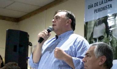 Santa Cruz: Intendente de El Calafate lanzó su candidatura a gobernador