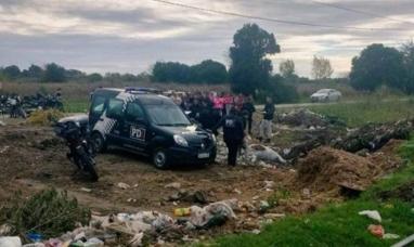 """Santa Fe: Decapitaron y destriparon a un hombre en medio de un ritual a """"San La Muerte"""""""