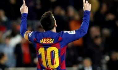 Santa Fe: Messi donó 50 respiradores a un hospital de Rosario