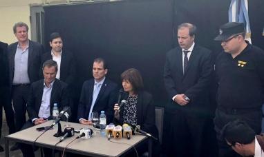 Santa Fe: La ministra de seguridad destacó la labor conjunta entre la justicia y las fuerzas federales
