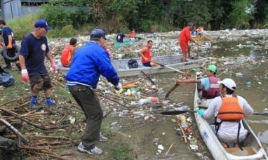 .Santa Fe: En Rosario convocan a limpiar las costas del río Paraná